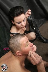 Cunt slaves femdom